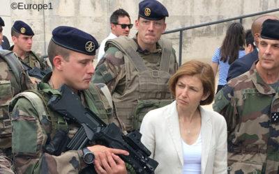 Présentation du «plan Famille» par Madame la Ministre des Forces Armées, Florence Parly