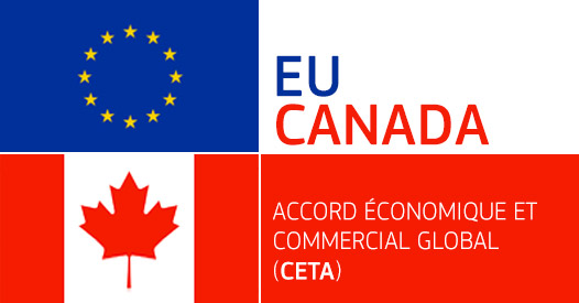 Ratification du CETA : un accord de libre-échange avec le Canada
