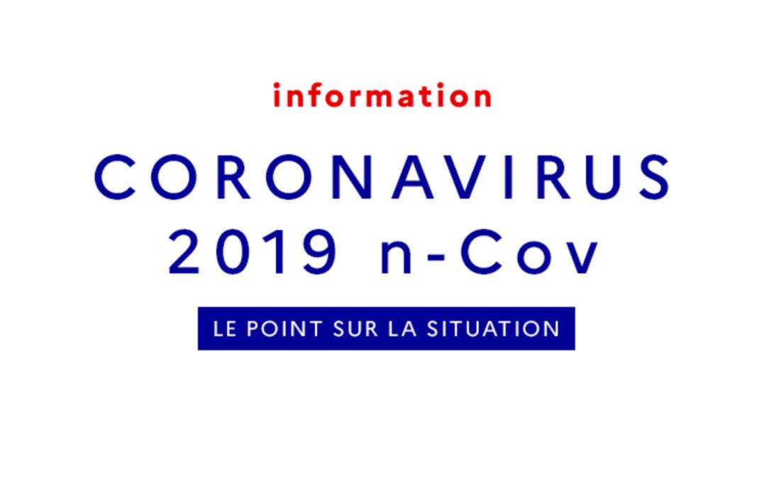 COVID-19 : Mieux s'informer1 min read