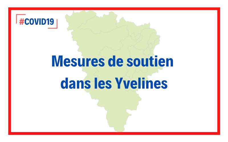COVID-19 : Aides aux entreprises des Yvelines