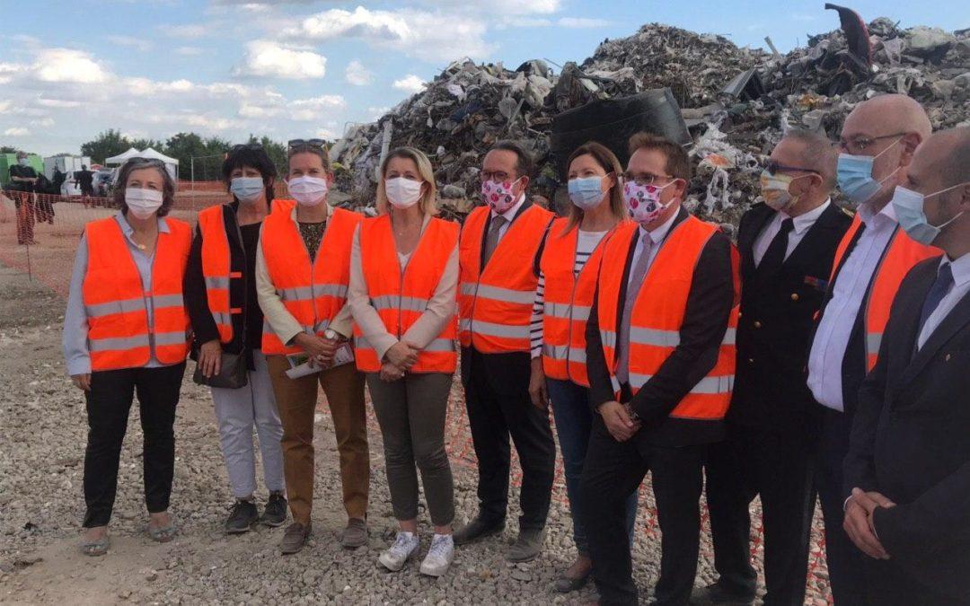 «Mer de déchets» : visite de la Ministre Barbara Pompili1 min read