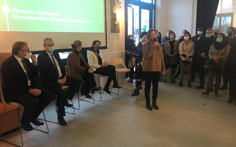 Inauguration du nouvel espace de La Ruche Saint-Germain-en-Laye1 min read