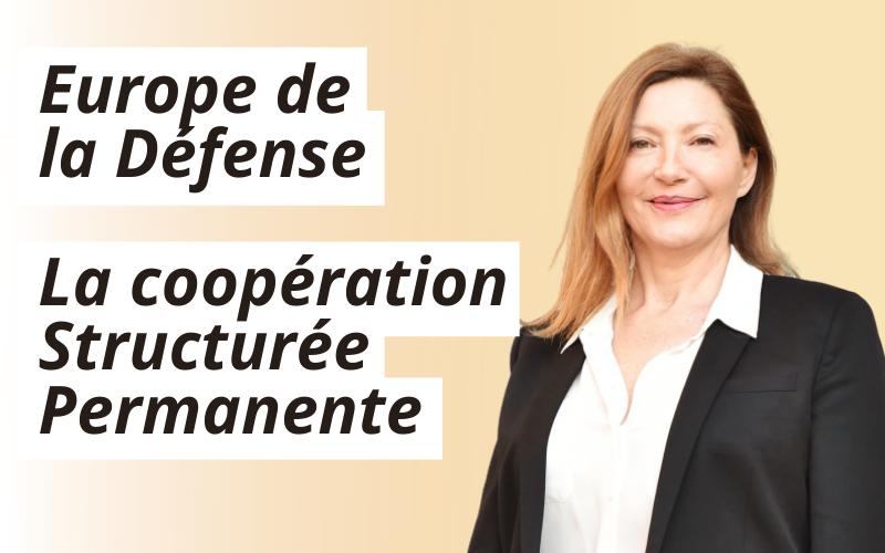 [VIDÉO] La coopération structurée permanente et ses avancées pour une Europe de la Défense