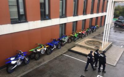 Entretien avec Le Figaro sur la lutte contre les rodéos motorisés