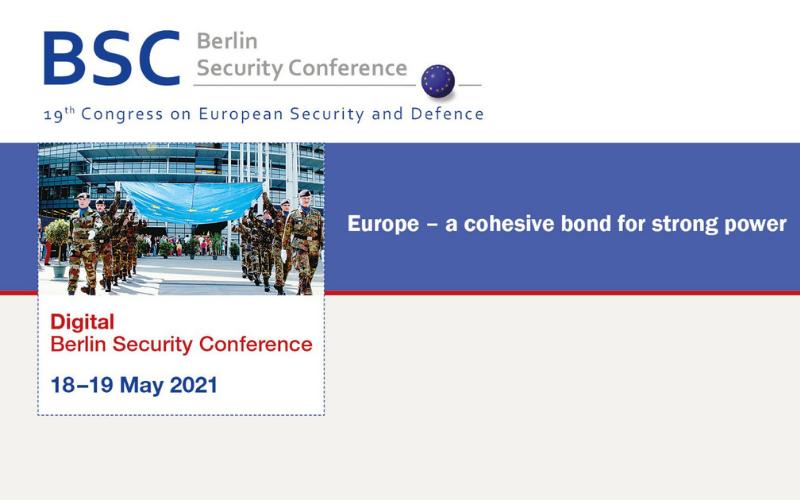 Pourquoi les pays européens devraient s'emparer de la question de la dissuasion nucléaire ? – Invitée à la Berlin Security Conference