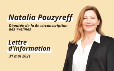Lettre d'information – Mai 2021