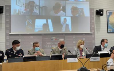En Commission défense, audition du Chef d'État-major des Armées, le général Lecointre