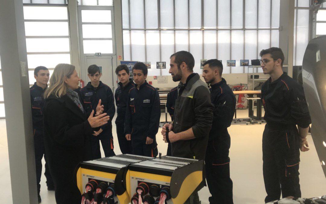 COMMUNIQUÉ – Industrie automobile : accompagner l'effort de reconversion d'une filière en plein bouleversement