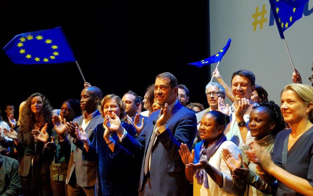 Restitution de la Grande Marche pour l'Europe : la REM lance sa campagne des européennes
