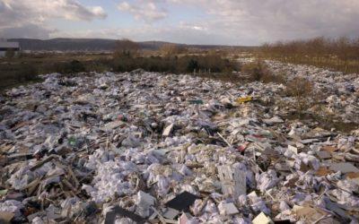 Communiqué de presse : La lutte contre les déchets sauvages