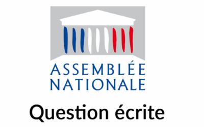 Questions écrites posées depuis le début du mandat